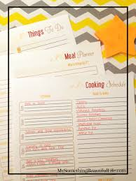 thanksgiving planner preview with free printable my something