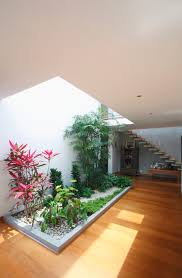 home interior garden 10 modern houses with interior courtyards interiors house and