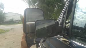 Ford F250 Truck Mirrors - mirrors has anyone else tried this mounting complete ford