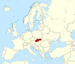 Europe Maps Europe Map Slovakia Thefreebiedepot