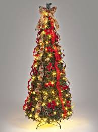 pop up tree buy 1 8m 6ft 150 led pre lit pop up decorated christmas tree