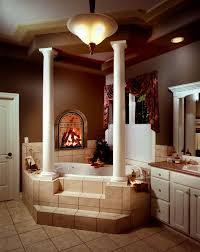 bathroom 2017 magnificent spa bathroom with corner tub and