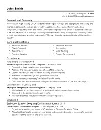 Bullet Points In Resume Resume Bullet Points Examples
