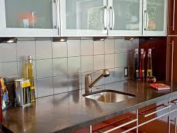 modern asian kitchen with elegant sink and glass cabinet kitchen