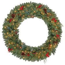 Outdoor Christmas Wreaths by Martha Stewart Living Christmas Wreaths U0026 Garland Christmas