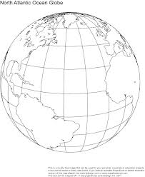 Blank Pacific Map by World Map Black And White Continents Oceans Outline Of Pacific
