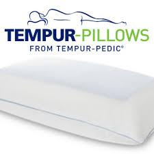 Tempurpedic Comfort Pillow Tempurpedic Cloud Breeze Dual Cooling Pillow Our Sleep Guide