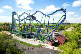 6 Flags Coupons The Joker Free Fly Coaster Six Flags Great America