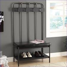 coat rack bench target 18439