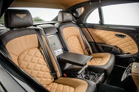 black and gold bentley 2015 bentley mulsanne interiors 4 tan and black interior doublr