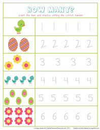 preschool easter math super cute would have to use a different