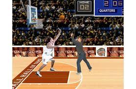 Table Basketball Virtual Basketball Vr Rentals Boston New York Hartford