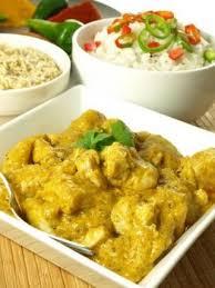 cuisine poulet recette poulet au curry 750g