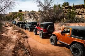 moab jeep trails moab ejs teraflex trail run wipeout hill teraflex