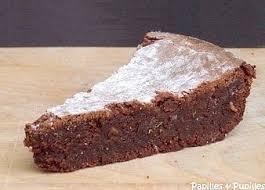 comment cuisiner un gateau au chocolat recette gâteau au chocolat fondant de nathalie recette de trish