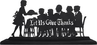 thanksgiving day meal prayer it s the not the
