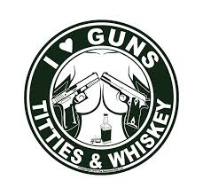 jeep decal amazon com i love guns u0026 whiskey decal made in usa