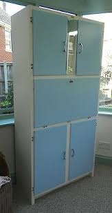 1950s Kitchen Furniture Complete Retro Vintage 1950s 1960s Kitchen Fleetway Units