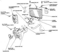 honda accord radiator fluid 1997 honda accord radiator replacement engine cooling problem