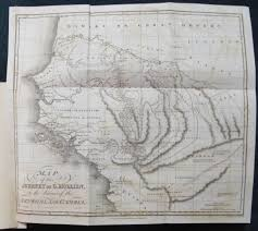 Map Of West Africa by Explorers U2014 Westafricandocumentary Com