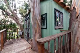 Real Treehouse Treehouse Rentals Near Lake Tahoe