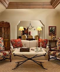 Best Spanish Revival Style Glamour Images On Pinterest - Interior design spanish style