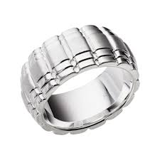 mens silver rings venture silver ring rings for men links of london