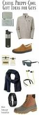 casual preppy cool gift ideas for guys the happy housie