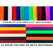 riding reins any 2 color combo made from beta biothane