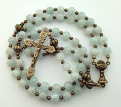 diy rosary 100 best beautiful rosaries images on rosary