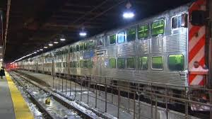 Metra Train Map Chicago by Metra Modifies Tuesday Schedule Nbc Chicago