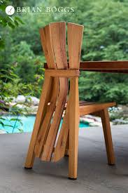 Outdoor Dining Chair Sunniva Outdoor Garden Dining Chair Brian Boggs