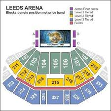 leeds arena floor plan strictly come dancing the live tour leeds arena tickets leeds