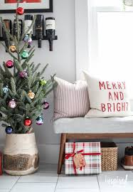 Kitchen Christmas Tree Ideas Christmas In The Kitchen Inspired By Charm