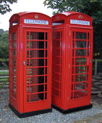 Phone Booth Bookcase Full Size Replicas Of The K2 K6 And K8 And K8 Red Telephone Boxes