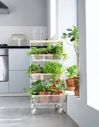 herb planter diy terrace and garden ikea risatorp herb gardens 10 best diy ikea