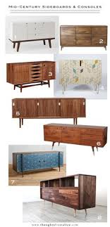 mid century console cabinet the mid century modern credenza credenza mid century modern and