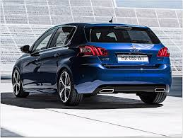 peugeot range 2015 peugeot adds sporting gt line specification to 308 range