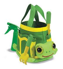 Gardening Tools Amazon by Amazon Com Melissa U0026 Doug Sunny Patch Tootle Turtle Gardening