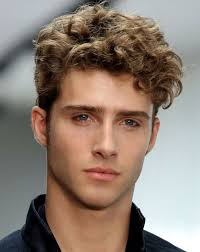 hairstyles for curly and messy hair 22 best messy hairstyles for men images on pinterest hair cut