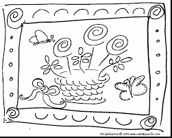 fabulous may day basket coloring pages with may coloring pages