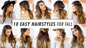 heatless hair styles 10 easy heatless hairstyles you need to master