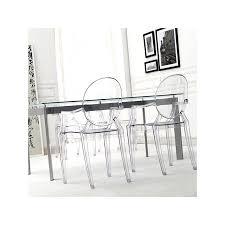bureau starck chaise ghost chaises starck stunning gallery 5 kartell