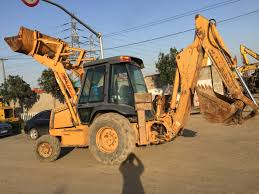 case 580l backhoe impact machinery