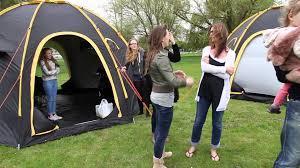 Mini Co Sleeper Canopy by Pod Tent Walk Through Video Of Pod Maxi U0026 Pod Mini Youtube