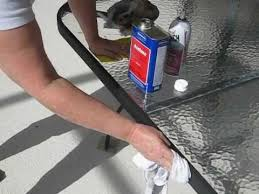 How To Spray Paint Patio Furniture Easy Fix For Oxidized Patio Furniture Youtube