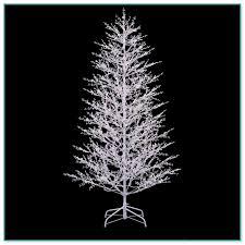 white wire outdoor tree