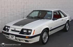 1986 ford mustang gt id 3541