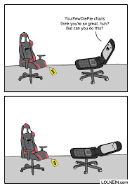 Meme Chair - pewdiepie vs lolnein but can you do this chair meme youtube