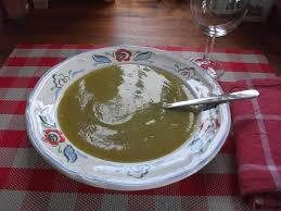 cuisiner les feuilles de chou fleur a b c vos ig soupe de feuilles de chou fleur ig bas potage